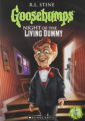 goosebumps night of the living dummy 2 book report