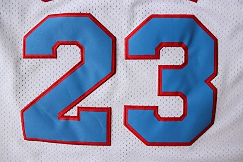 sports shoes 4790e 38105 Michael Jordan Space Jam Jersey - #23 Tune Sqaud - White